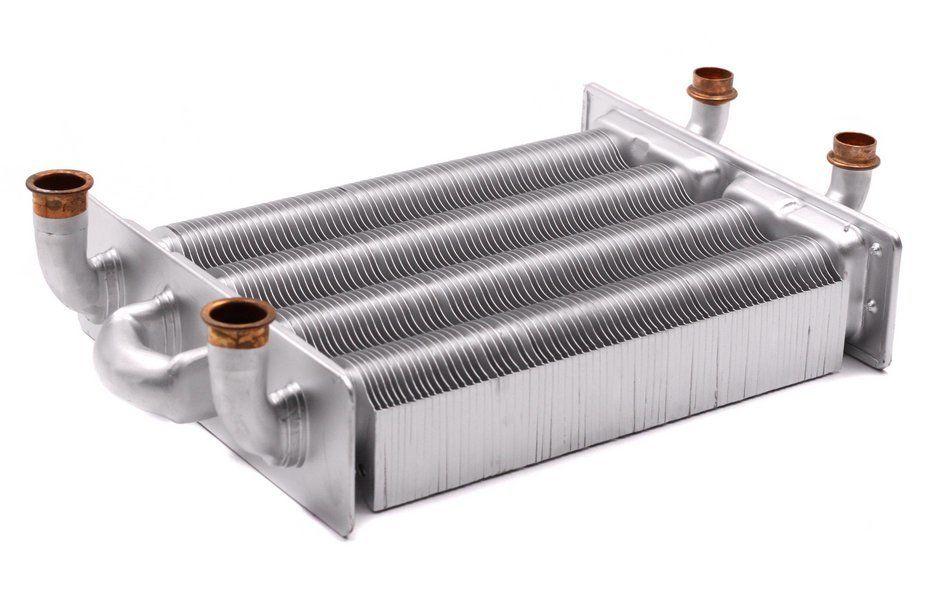 Газовий теплообмінник: чи обирати бітермічну модель?