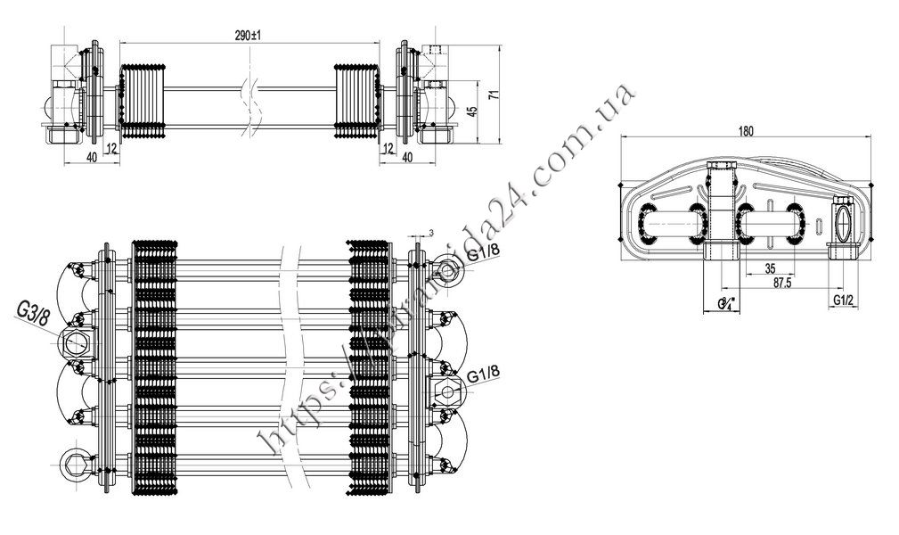 Теплообменник dual ctfs 24 Кожухотрубный теплообменник Alfa Laval ViscoLine VLO 40/70-6 Махачкала