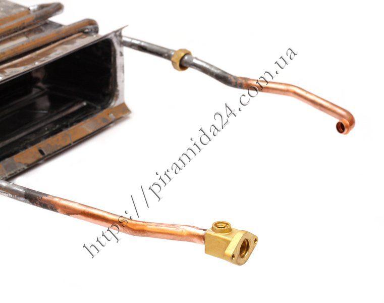 Купить теплообменник на газовую колонку selena Кожухотрубный конденсатор Alfa Laval CDEW-240 T Орёл