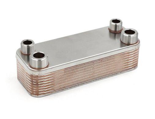 Стоимость теплообменника пластин Пластинчатый теплообменник ТПлР S18 IG.02. Подольск